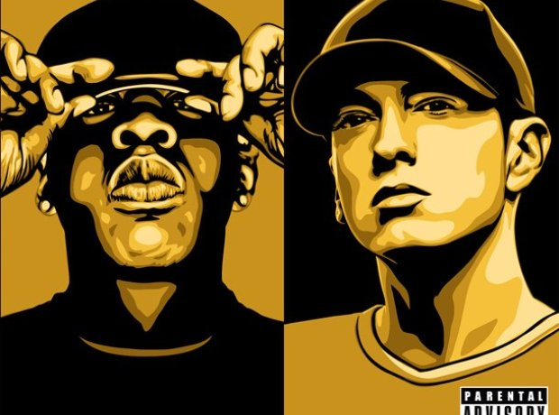Eminem and Jay-Z – Renegade