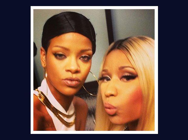 Rihanna nicki