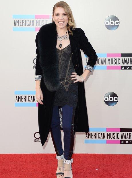 Sklar Grey American Music Awards 2013