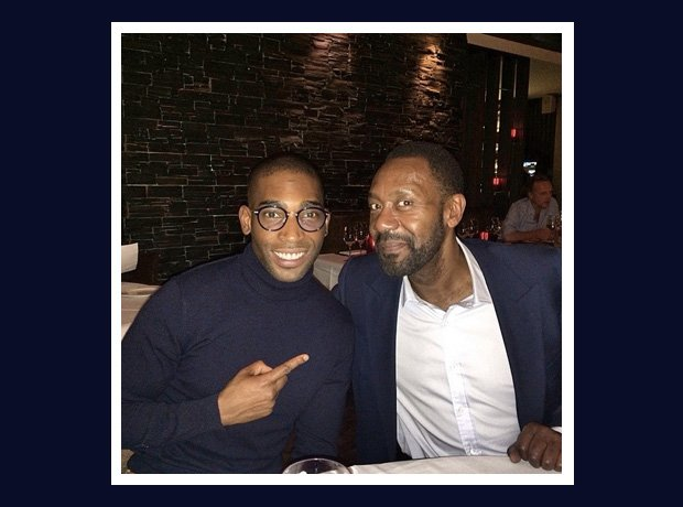 Tinie Tempah And Lenny Henry