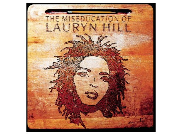 Lauryn Hill, 'The Miseducation Of Lauryn Hill' album cover artwork