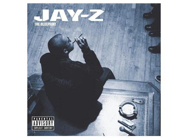 Jay z the blueprint 33 of the best hip hop album covers ever jay z the blueprint malvernweather Choice Image