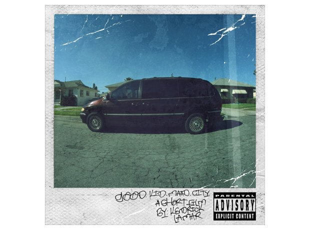 Kendrick Lamar, 'Good Kid, M.A.A.D City' album cover artwork