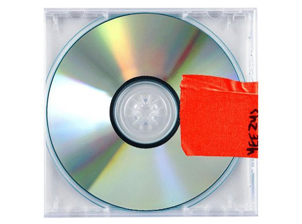 Kanye West 'Yeezus' album cover artwork