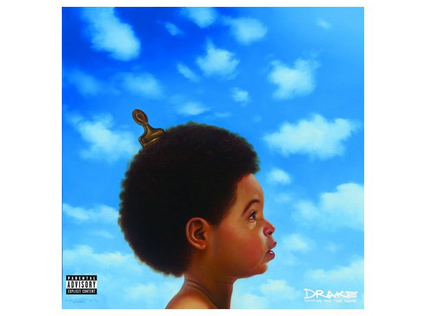 Drake, 'Nothing Was The Same' album cover artwork