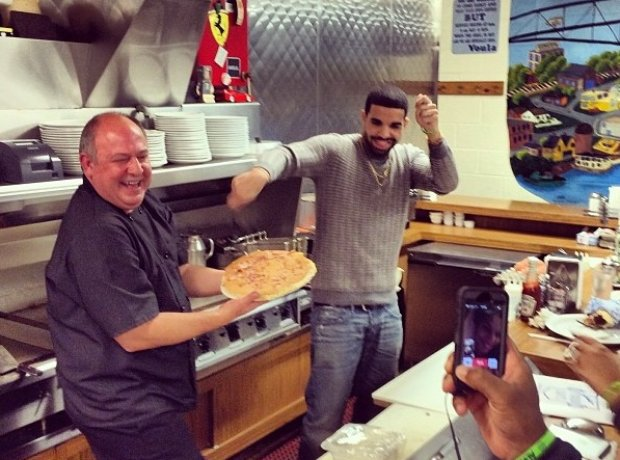 Drake Cooking On Instagram