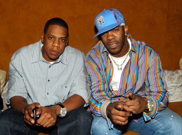 44 awesome jay z facts that will blow your mind capital xtra jay z and busta rhymes went to school together and once battled with each other in their cafeteria malvernweather Gallery