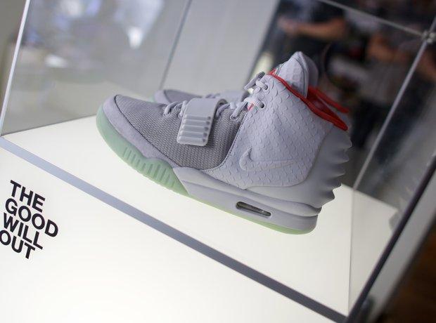 Kanye West - Nike Air Yeezy