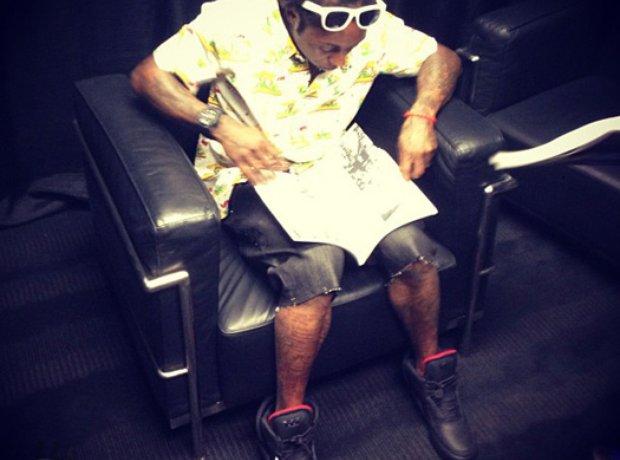 Lil Wayne SUPRA SPECTRE Line