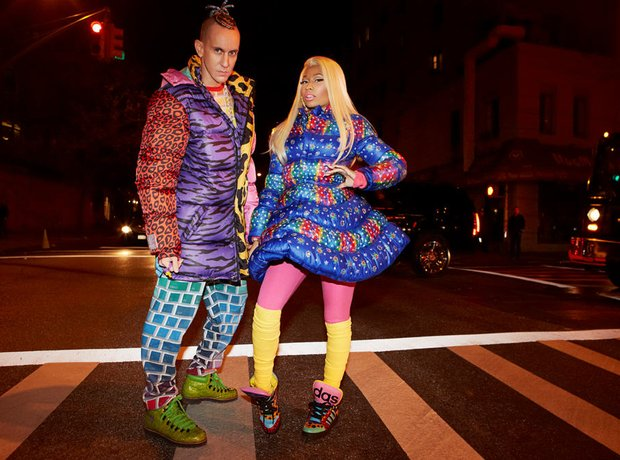 Nicki Minaj - Adidas Originals