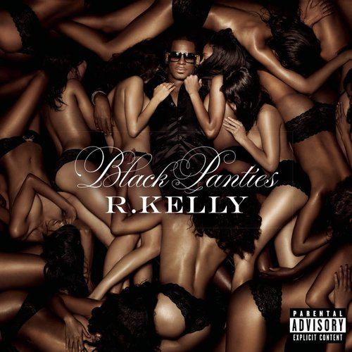 R Kelly Black Panties album artwork