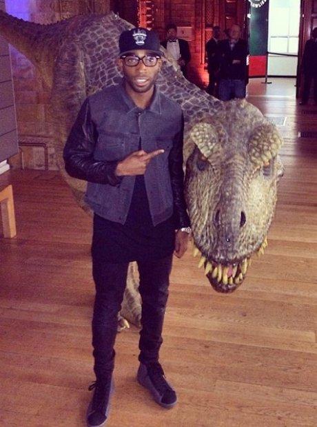 Tinie Tempah And Dinosaur