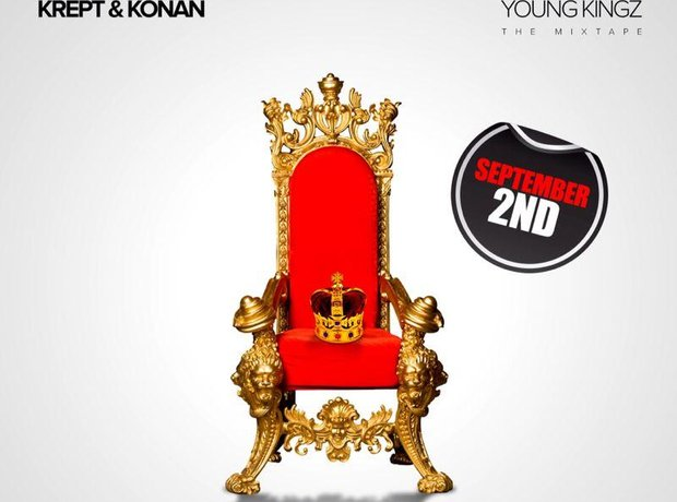 Krept & Konan Young Kingz Best Mixtapes 2013