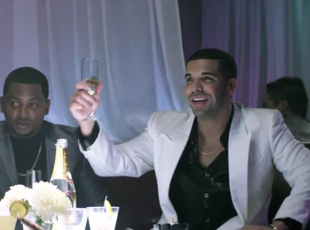 Drake Hold On Video