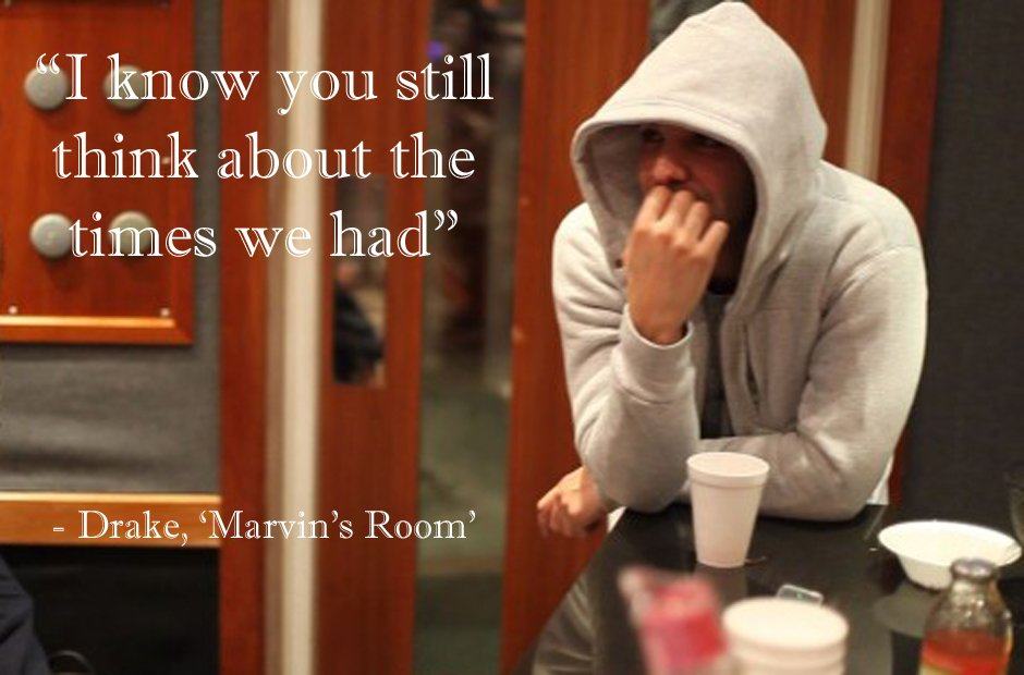 Is Marvin S Room About Rihanna