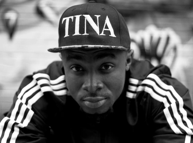 Fuse ODG wearing Tina hat