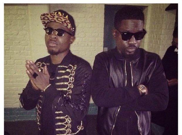 Fuse ODG and Sarkodie