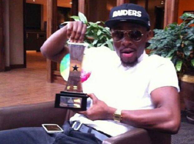 Fuse ODG vodaphone ghana music award