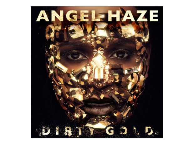 Angel Haze artwork dirty gold