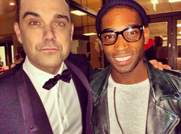 Tinie Tempah Robbie Williams