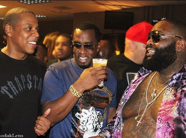 Jay Z Diddy Rick Ross