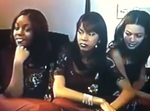 Old Destiny's Child Vine