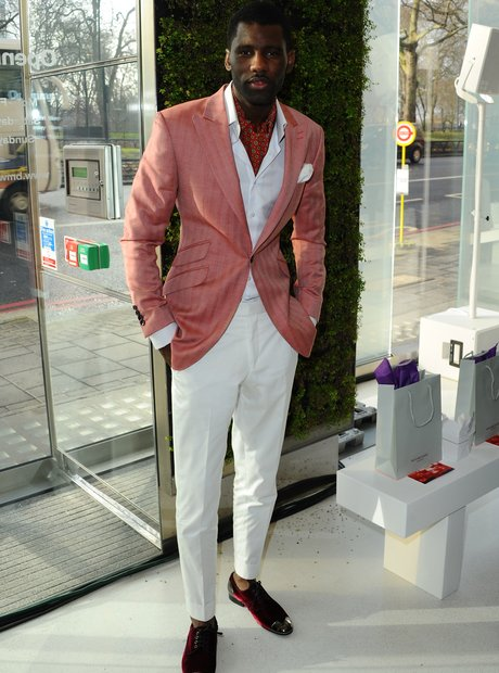 Wretch 32 fashion week