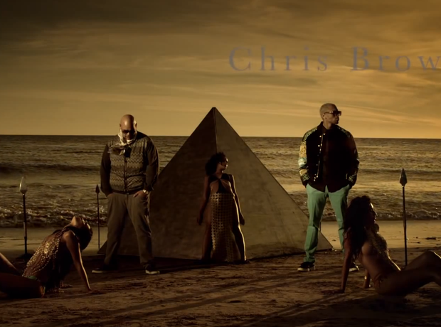 Chris Brown features