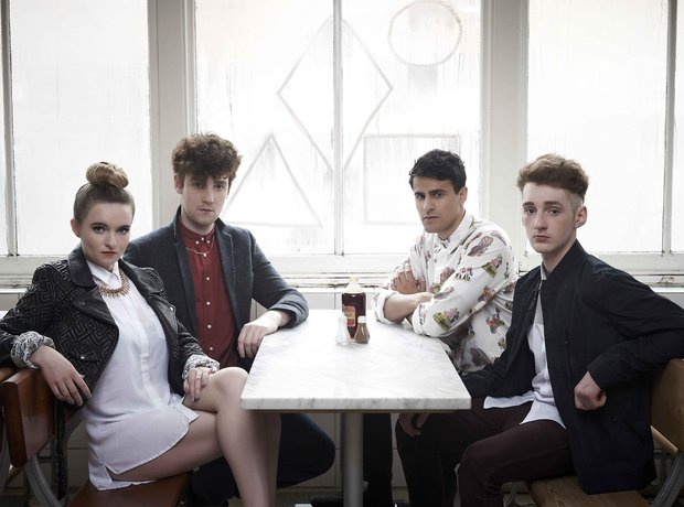 Clean Bandit Press Photo 2014