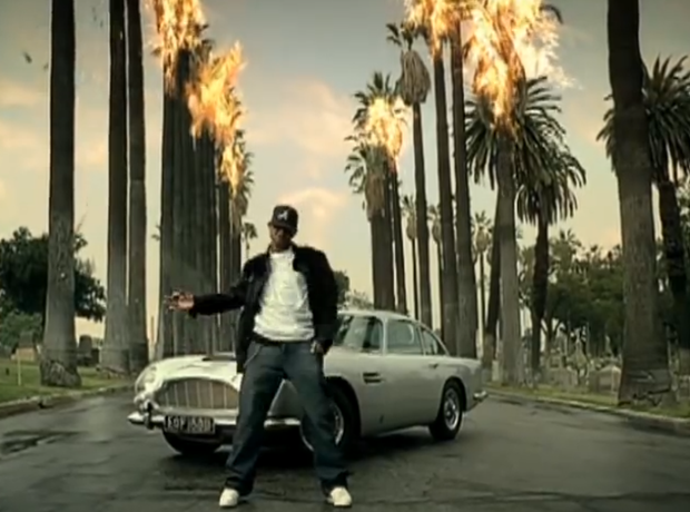 Usher Burn Video
