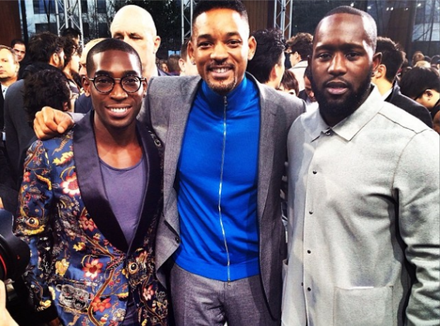 Will Smith Tinie Tempah