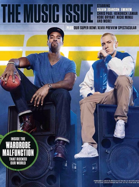 Eminem The music issue