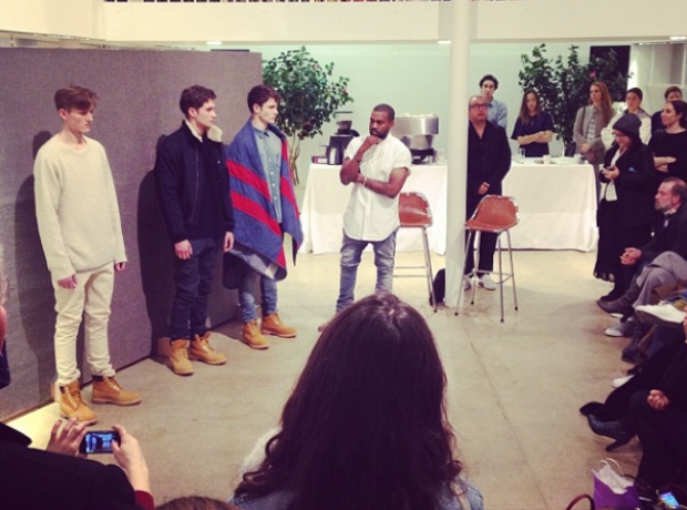 Kanye West APC collection