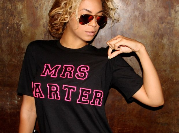 Beyonce Mrs Carter T Shirt