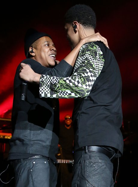 Jay Z and J Cole