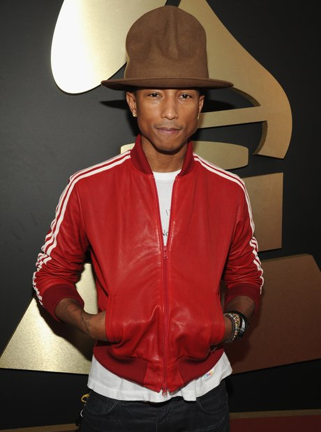 Pharrell Grammy Awards  2014