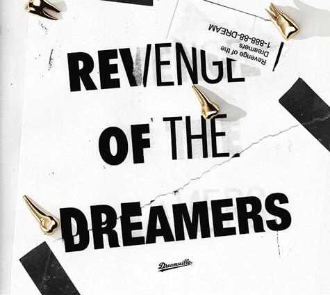 Revenge of the dreamers J Cole mixtape artwork