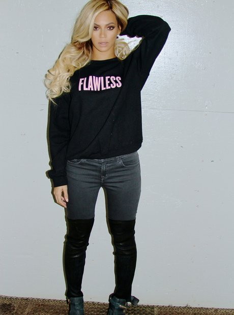 Beyonce flawless jumper