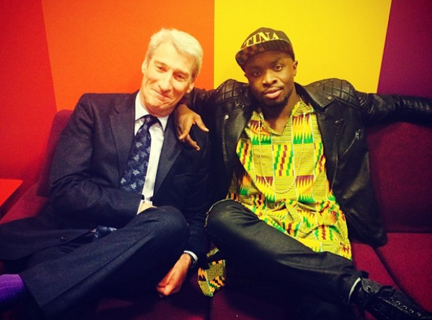 Fuse ODG and Jeremy paxman