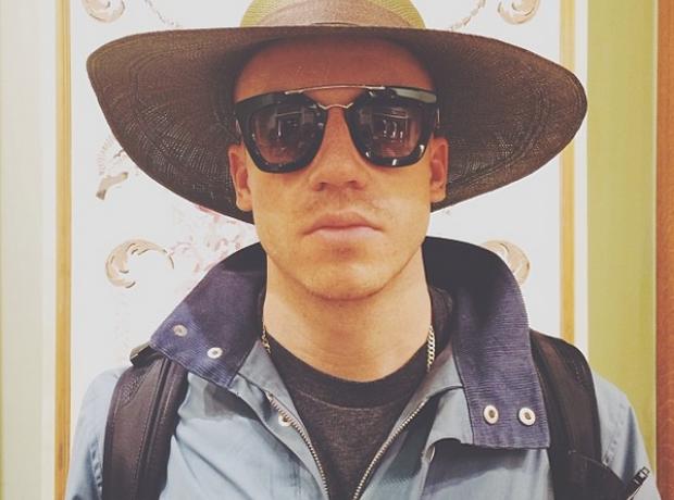 Macklemore hat