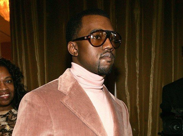 Kanye West 2005