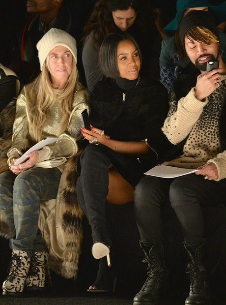 Kelly Rowland  NY Fashion week