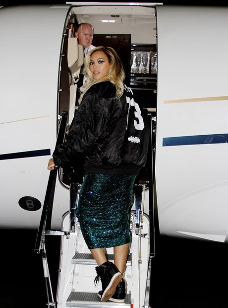 Beyonce BRITs 2014