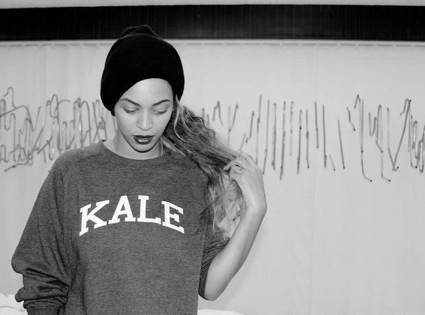 Beyonce Kale jumper