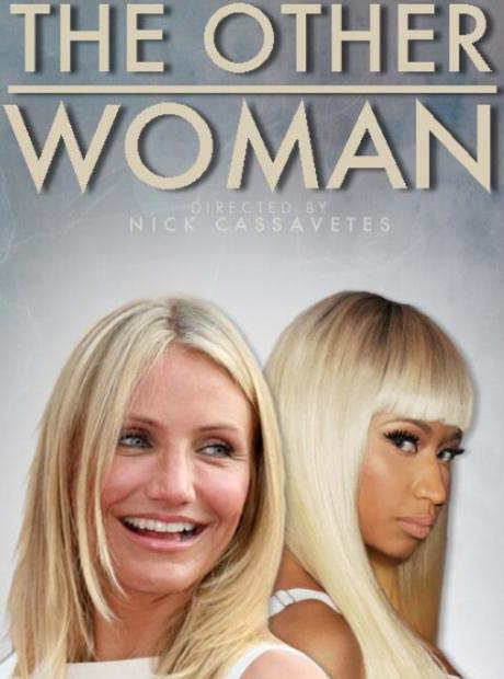 Nicki Minaj Cameron Diaz the other woman