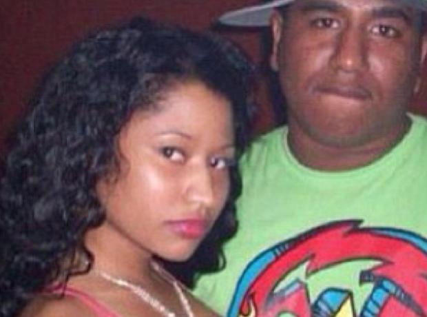 Nicki Minaj young, teenager, before famous