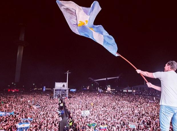 Tiesto Argentina