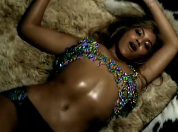 Beyonce Baby boy video