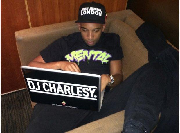 DJ Charlesy tour diary