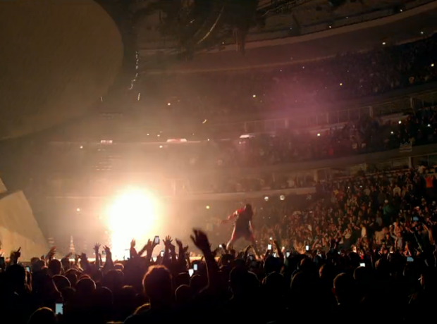 Kanye West Yeezus Movie Trailer